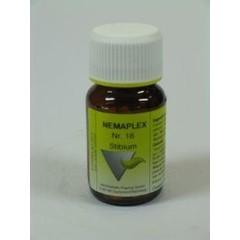 Nestmann Stibium 18 Nemaplex (120 tabletten)