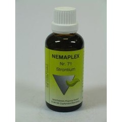 Nestmann Strontium 71 Nemaplex (50 ml)