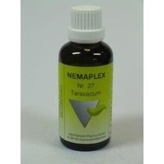 Nestmann Taraxacum 27 Nemaplex (50 ml)