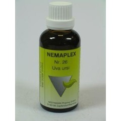 Nestmann Uva ursi 26 Nemaplex (50 ml)
