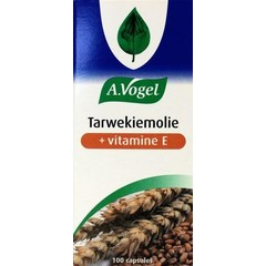 A Vogel Tarwekiemolie met vitamine E (100 capsules)