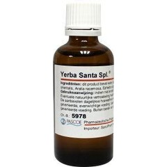 Pascoe Yerba santa similiaplex (50 ml)