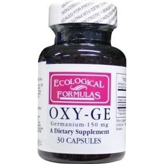 Ecological Form Germanium oxy ge (30 capsules)