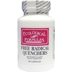 Ecological Form Free radical quench cardio (60 capsules)