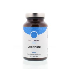 Best Choice Lecithine (60 capsules)