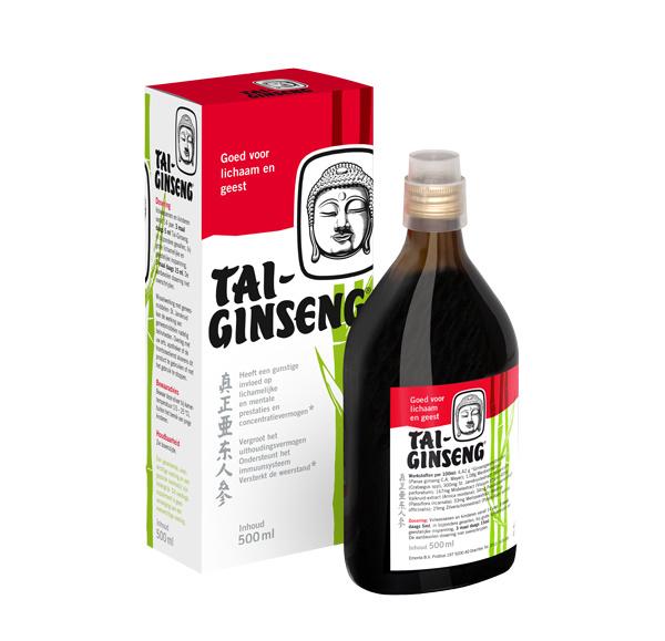 Tai Ginseng Tai ginseng elixer (500 ml)