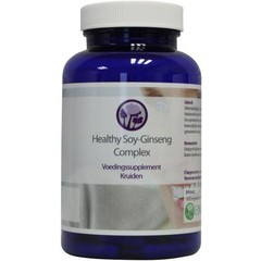 Nagel Healthy soy ginseng complex (100 vcaps)