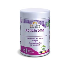 Be-Life Actichrome (60 softgels)