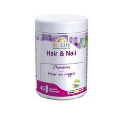 Be-Life Hair & nail bio (45 softgels)