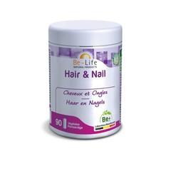 Be-Life Hair & nail bio (90 softgels)