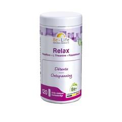 Be-Life Relax bio (120 softgels)