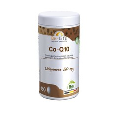 Be-Life Co-Q10 50 (180 capsules)