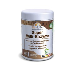 Be-Life Super multi enzyme (60 softgels)