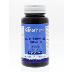 Sanopharm Saccharomyces boulardii (60 capsules)