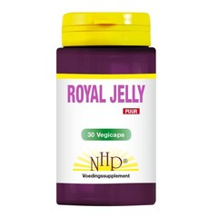 NHP Royal jelly 2000 mg puur (30 vcaps)