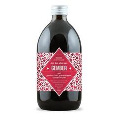 Organic Human Gember (500 ml)