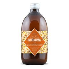 Organic Human Kurkuma (500 ml)