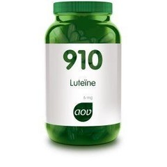 AOV 910 Luteine 6 mg (60 capsules)