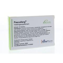Pascoe Pascallerg (100 tabletten)