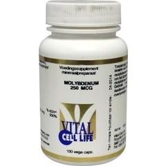 Vital Cell Life Molybdenum 250 mcg (100 capsules)