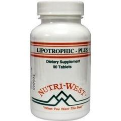 Nutri West Lipotrophic plus (90 tabletten)