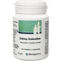 Metagenics Kidney detoxifier (120 tabletten)