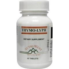 Nutri West Thymo lyph (60 tabletten)