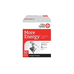 Vitafytea More energy (90 tabletten)