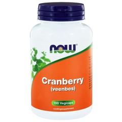 NOW Cranberry (veenbes) (100 vcaps)