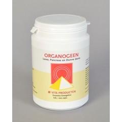 Vita Organogeen (100 capsules)