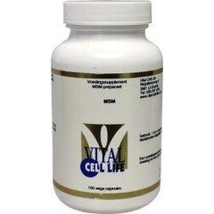 Vital Cell Life MSM (100 capsules)