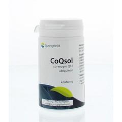 Springfield CoQsol coenzym Q10 100 mg (60 softgels)