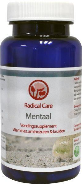 Nagel Radical care mentaal (60 vcaps)