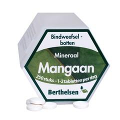 Berthelsen Mangaan (250 tabletten)