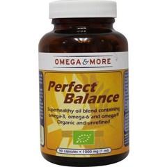 Omega & More Perfect balance (90 capsules)