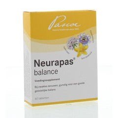 Pascoe Neurapas (60 tabletten)