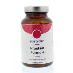 Best Choice Prostaat formule (60 tabletten)