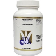 Vital Cell Life Super enzymes (100 capsules)