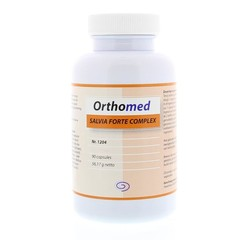 Orthomed Salvia forte complex (90 capsules)