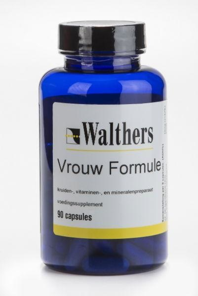 Walthers Vrouw formule (90 capsules)