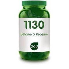 AOV 1130 Betaine & pepsine (120 capsules)