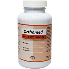 Orthomed Gastri med complex (90 capsules)