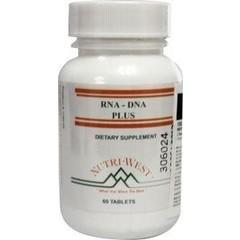 Nutri West RNA-DNA plus (60 tabletten)