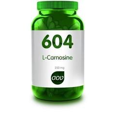 AOV 604 L-Carnosine 250 mg (60 vcaps)