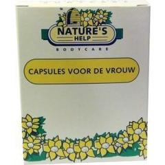 Natural Sales Capsules voor de vrouw (60 capsules)
