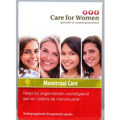 Care For Women Menstrual care (30 capsules)