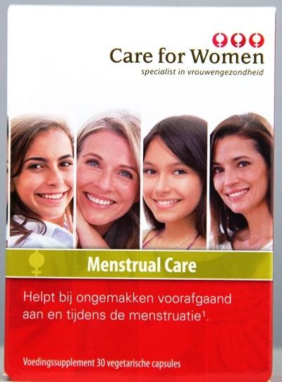 Care For Women Menstrual care (30 capsules)