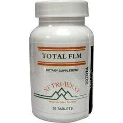 Nutri West Total flm (90 tabletten)
