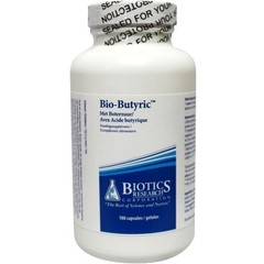 Biotics Bio butyric (180 capsules)