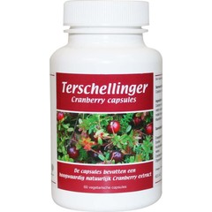 Terschellinger Cranberry (60 capsules)